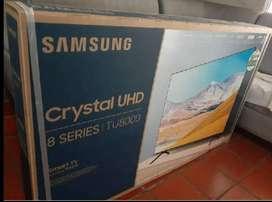 TV LED SAMSUNG 58 SMART 4K CRYSTAL UHD