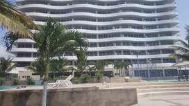 Alquiler departamento Tonsupa