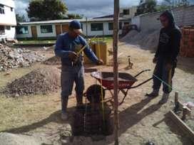 Trabajos de Construccion  Suelda