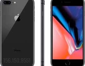 Iphone 8 plus 256gb!! NUEVO Oportunidad!