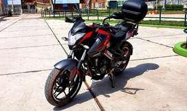 Moto Pulsar Ns200fi Bajaj