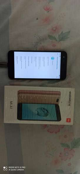 Xiaomi Mi A1 de 4/64Gb almacenamiento