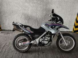Moto BMW F650 GS