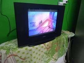 Tv 21 pulgadas hermosa oferta