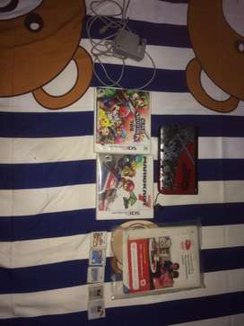 Nintendo 3DS Edicion Super Smash Bros (Roja) (Limitada) 10/10