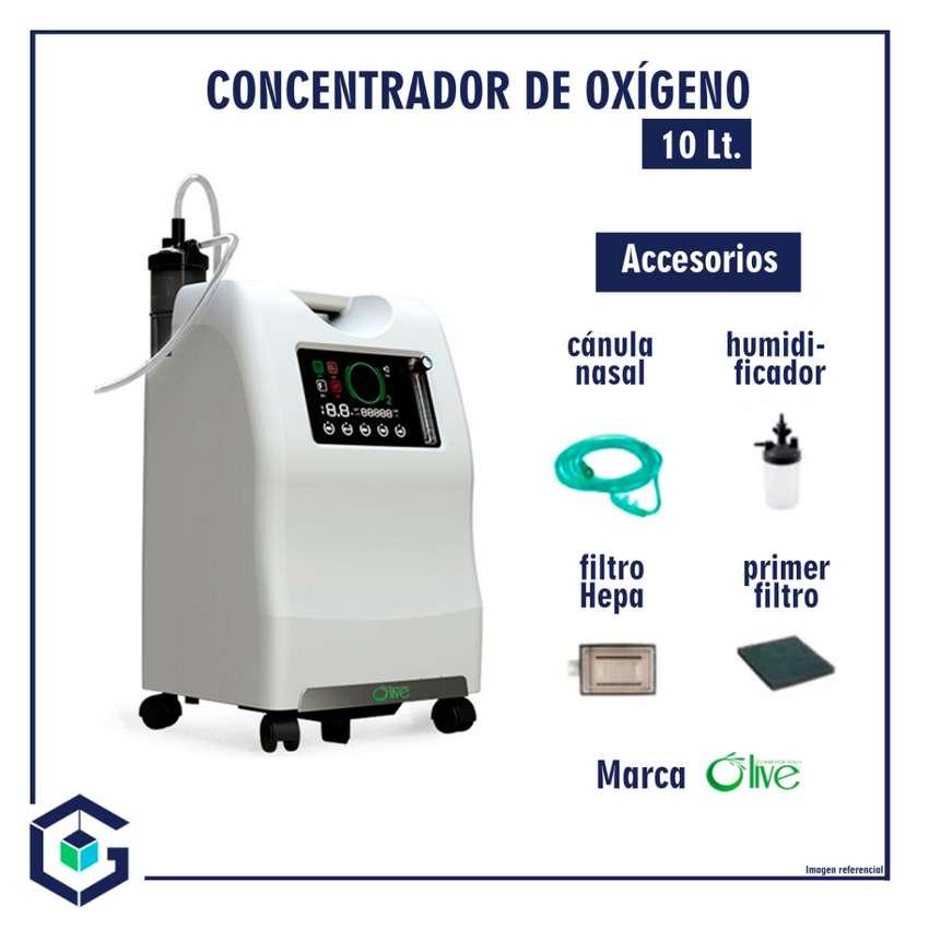 Alquiler de concentrador de oxígeno 0