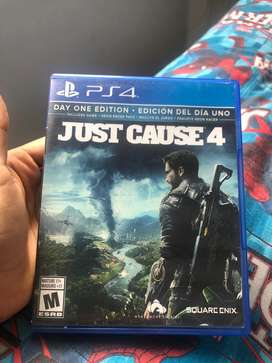 Just Cause 4 y Dishonored 2