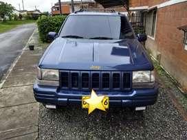 Vendo o permuto Jeep Gran Cherokee 1996