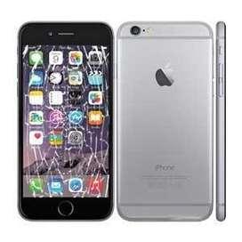 GLASS IPHONE 6G INCLUIDA LA INSTALACION