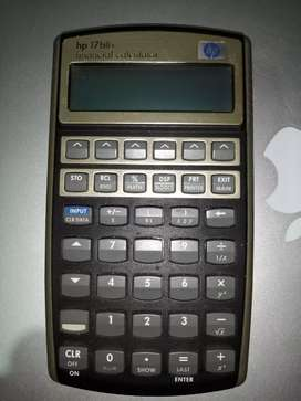 Calculadora Financiera HP 17bll+