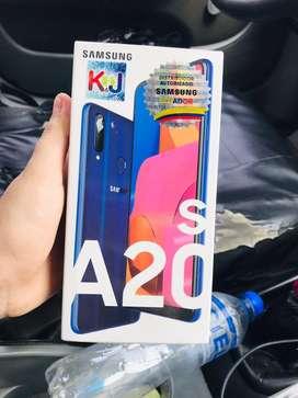 Samsung A20S