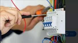 Electricista domiciliario y comercial