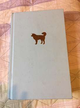 English book: a dog's promise