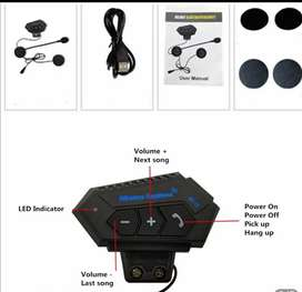 Intercomunicador para motos Bluetooth