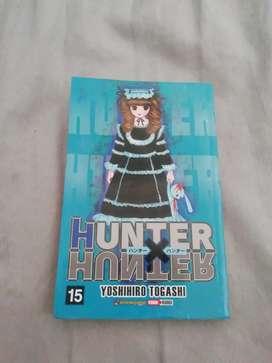 Manga hunter x hunter tomo15