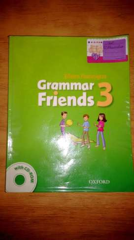 Libro Grammar Friends 3 CDROM Editorial Oxford