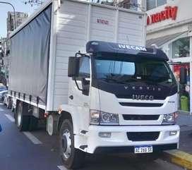 2 Camiones Iveco Vertis 2018.. con 10kms