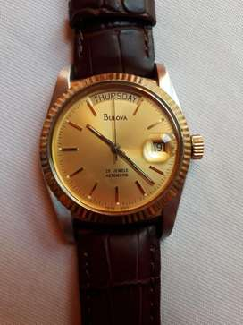 Reloj Bulova Day Date