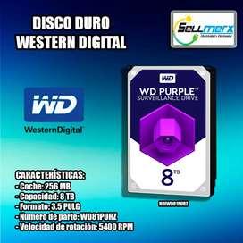 Disco Duro Western Digital Hdiwd81purz