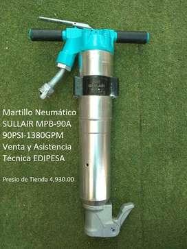 Venta Martillo Neumático SULLAIR MPB-90A
