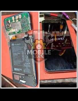 Display pantallas baterias servicio tecnico de celulares, tablets y computadores