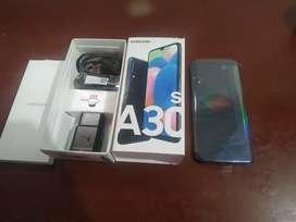 Samsung A30s  nuevo 128gb y 4 ram