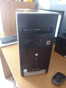 Cpu Dual Core E2220 Commodore Ssd 2 320gb Ram 2gb