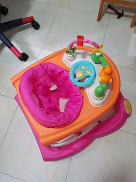 Caminador para bebé (usado)