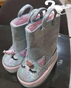 Zapatos Unicornio Niña