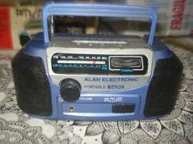 Radio Mini Alan G28 En Caja Y Manual Rara! Funciona No Envio