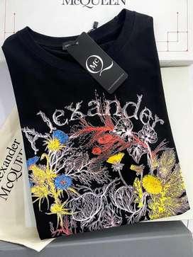 Camisetas masculinas 1705 alexander mcqueen envio gratis