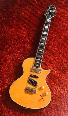 Guitarra epiphone custom