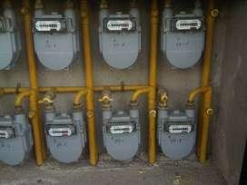 Plomero gasista electricista matriculado