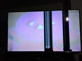 Tv 50 Full Hd para repuestos Smart Tv Internet