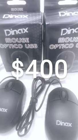 MOUSE USB DINAX