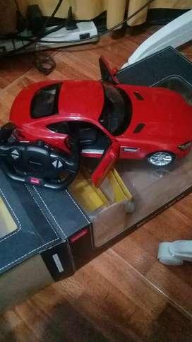 Vendo auto a control remoto