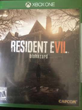Juego Residnet evil 7