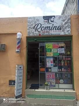 Arriendo peluquería en Riobamba