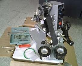Maquina Fechadora Y Loteadora Termica