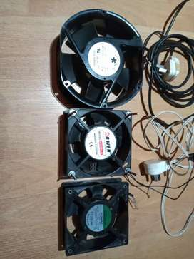 Cooler 3 al precio de uno Indoor Ventilador