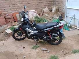 MOTO HONDA WAVE 110 NEGRA