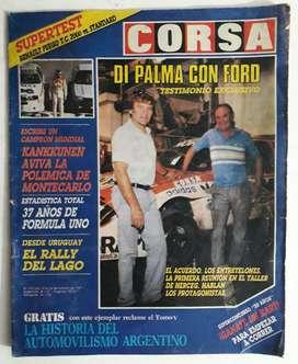 Revista Corsa Numero 1076 Año 1987