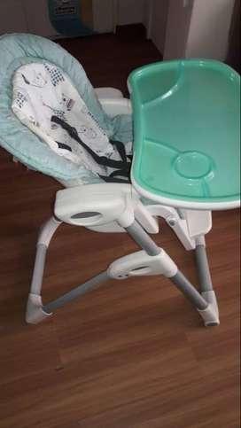 SILLA DE COMER INFANTIL, MEJOR PRECIO INFANTY