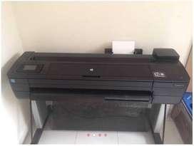 Plotter De Impresión Hp Designjet T730