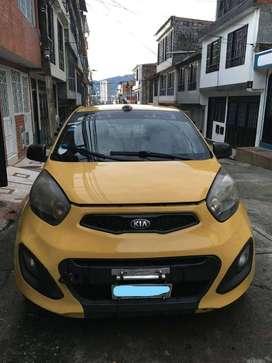 Taxi Picanto Kia 2013
