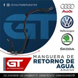 MANGUERA DE RETORNO DE AGUA - AMAROK