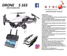 DRONE LUXURY S163
