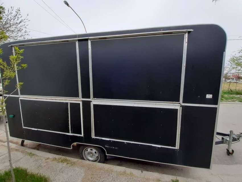 Trailer food truck 0