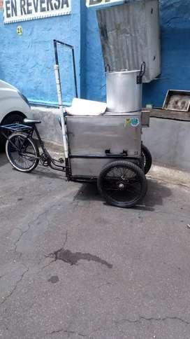 Triciclo aromática