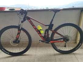 Vendo bicicleta scott spark 960